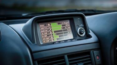 Nissan Skyline GT-R R34 - dash display