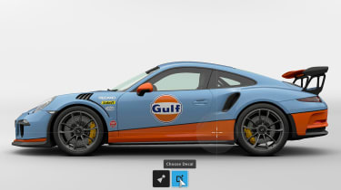 GT Sport - first impressions livery
