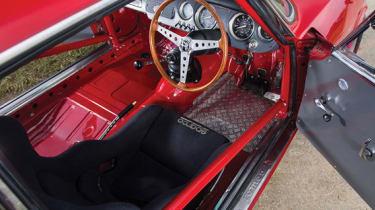 Alfa Romeo Giulia Sprint GTA - Interior