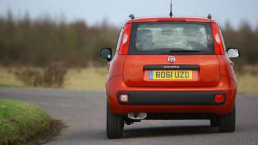 Fiat Panda - Rear