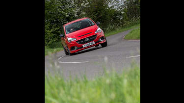 Supermini hot hatch - corsa