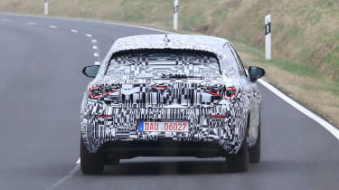 SEAT Leon spy 2019 - rear