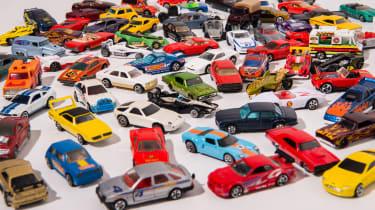 50 Years of Hot Wheels -