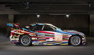 BMW M3 GT2 by Jeff Koons