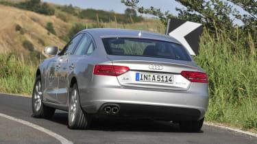 Audi S5 Sportback rear
