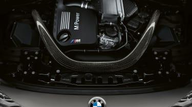 BMW M3 CS  – engine