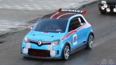 Renault Twingo hot hatch concept