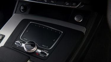 Audi Q5 - touchpad