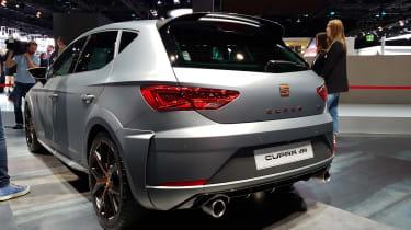 SEAT Leon Cupra R revealed at Frankfurt Motor Show  rear