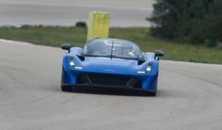 Dallara Stradale - front