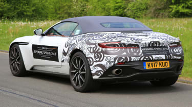 SPY - Aston Martin DB11 Volante rear4