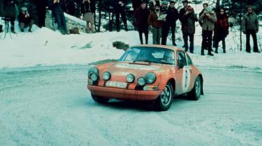 1970 Monte Carlo Rally