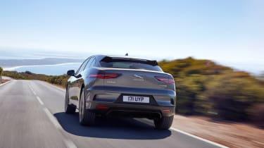 Jaguar i-Pace - rear driving