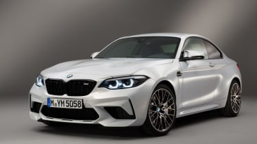 BMW M2 Competition Pack - front quarter