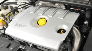 Renaultsport Megane 265 Cup engine