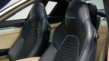 Touring Superleggera Sciadipersia - seats