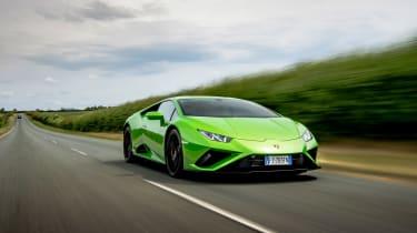 Lamborghini Huracan RWD -front