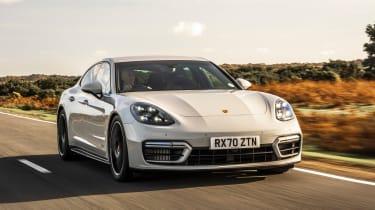 Porsche Panamera GTS MY21