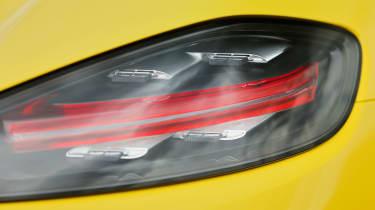 Porsche 718 Cayman S – Rear light