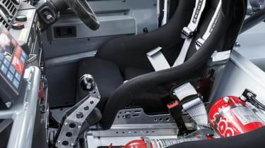 Land Rover Defender Challenge racing seat