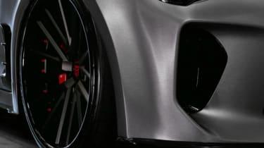 Kia Stinger GT custom