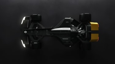 Renault R.S. Vision 2027 - above