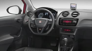 SEAT Ibiza FR [interior]