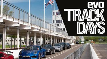 evo Trackdays 2021– header