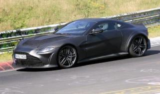 Aston Martin Vantage mule – 2