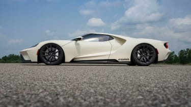 Ford GT Heritage Edition - side