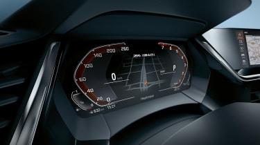 BMW Z4 M40i - dials
