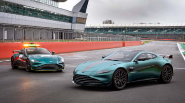 Aston Martin Vantage F1 Edition cars