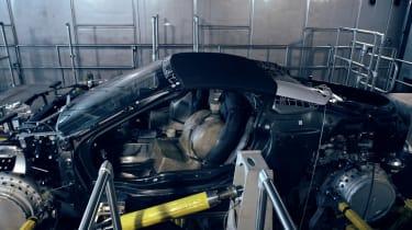 BMW i8 Spyder - cabin