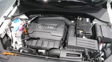 Volkswagen Passat Performance Concept TSI engine