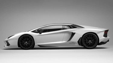 New Lamborghini Aventador LP700-4 supercar by Oakley