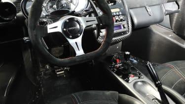 Video: Pagani Zonda 760RS interior