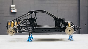 Kimera Automobili 037 –chassis