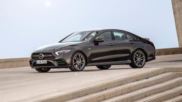 Mercedes-AMG CLS 53 - front quarter static