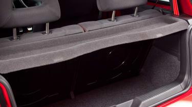 Volkswagen Lupo GTI – boot bay