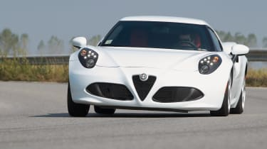 Alfa Romeo 4c in evo Magazine: December 2013