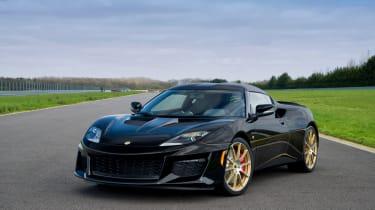 US Lotus Evora Sport 410 - Front