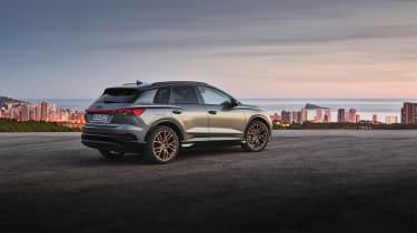 Audi Q4 e-tron – rear quarter