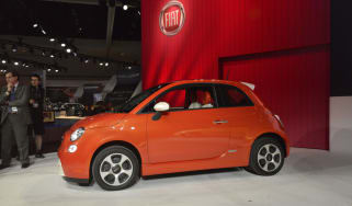 LA Show: Fiat 500 range expands in US