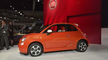 LA Show: Fiat 500 range expands in US