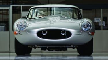 Jaguar E-type Lightweight revealed