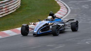 Ford 'wants to build' road-going FF racer
