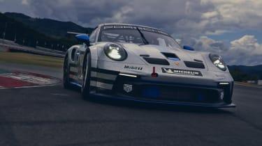 992 Porsche 911 GT3 Cup front low