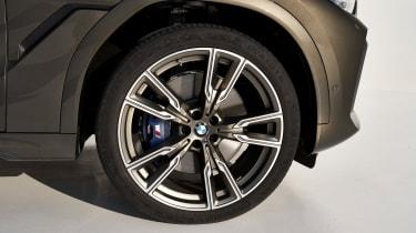 New BMW X6 wheel