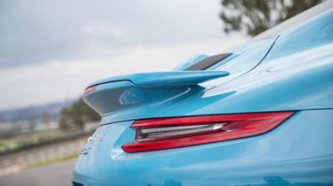 991.2 Porsche 911 Turbo S - tail lights