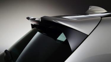 BMW X3 M spoiler